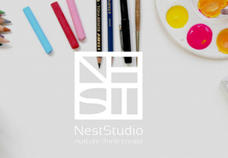Nest Studio Logo