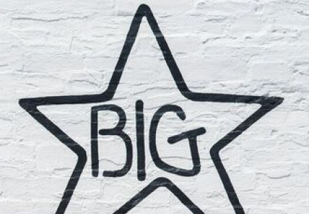 Big Star CD's & Records Logo
