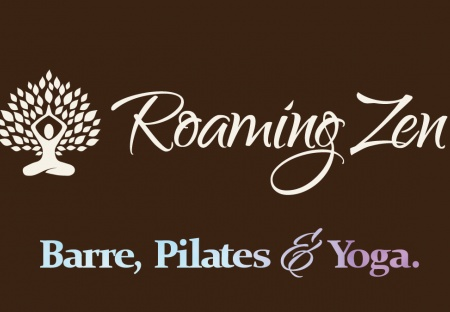 Roaming Zen - Barre, Pilates & Yoga Logo
