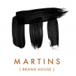 Martins Brand House logo