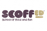 Scoffed - School of Food and Fun logo