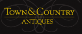 Town & Country Antiques logo