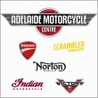 Adelaide Motorcycle Centre logo
