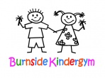 Burnside KinderGym logo