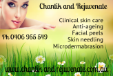 Chantik and Rejuvenate logo