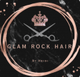 Glam Rock Hair logo